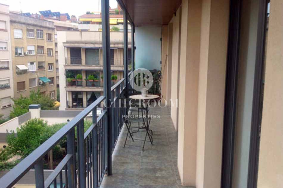 2 bedroom unfurnished flat for rent with communal pool