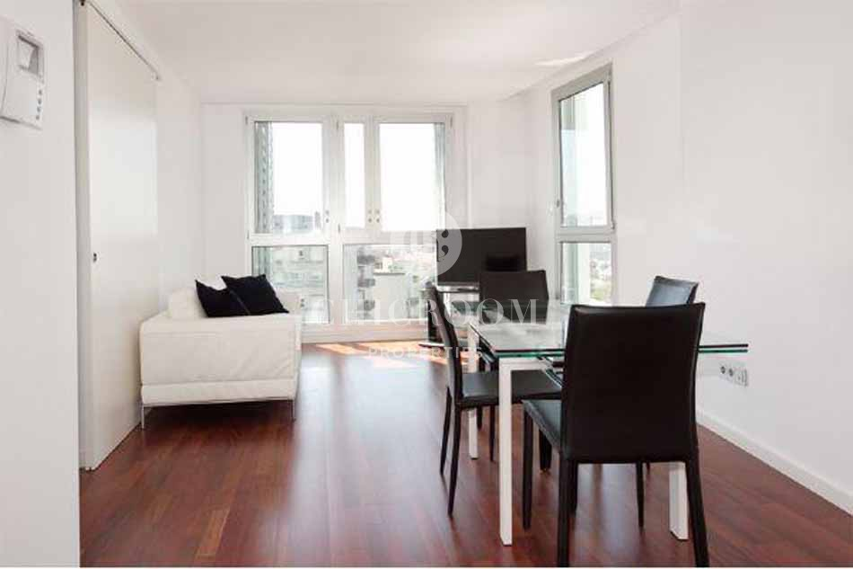 1 bedroom furnished apartment for rent with internet in Barceloneta