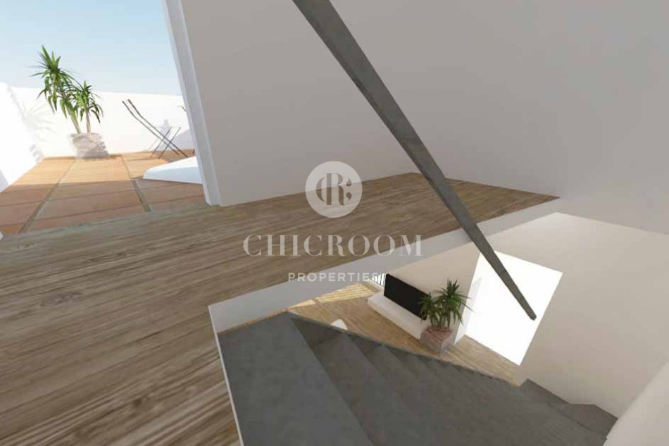 Apartments for sale in new development El Borne Barcelona