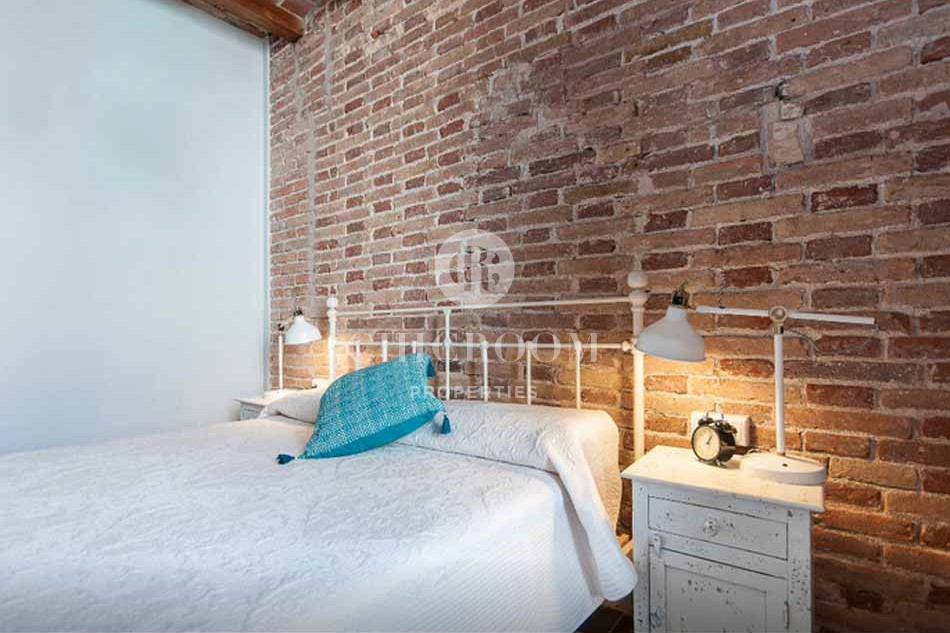 Furnished 2 bedroom apartment for rent near Paseo de Gracia
