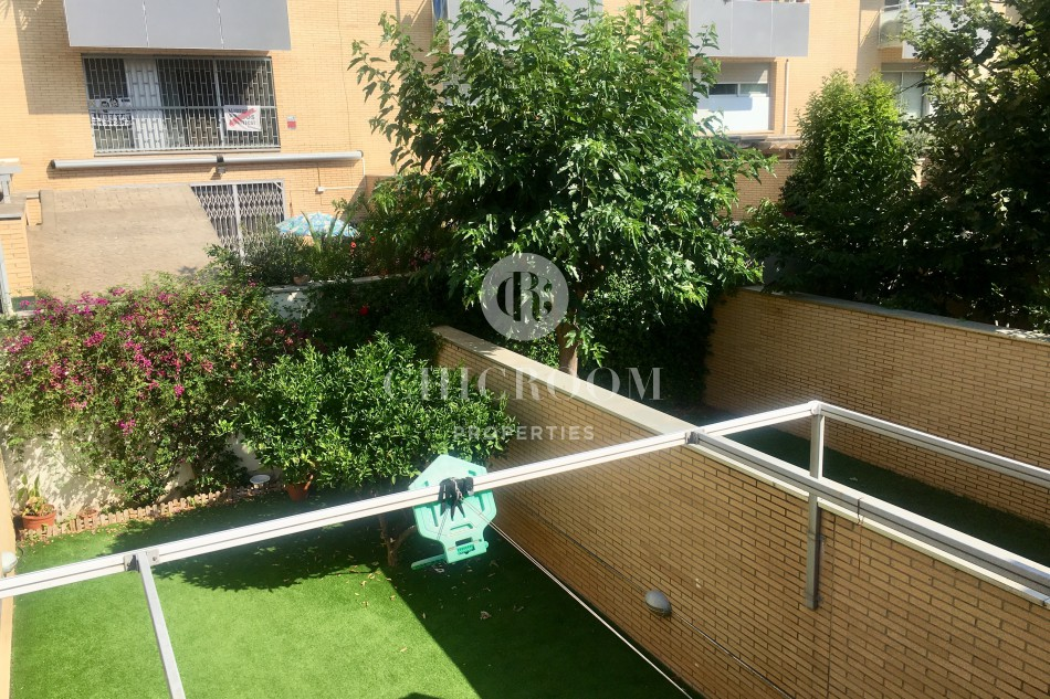 House with garden and 2 terraces for rent in Poble Nou