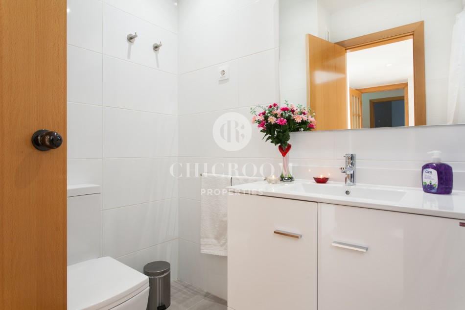 2 bedroom flat to let in Eixample Barcelona