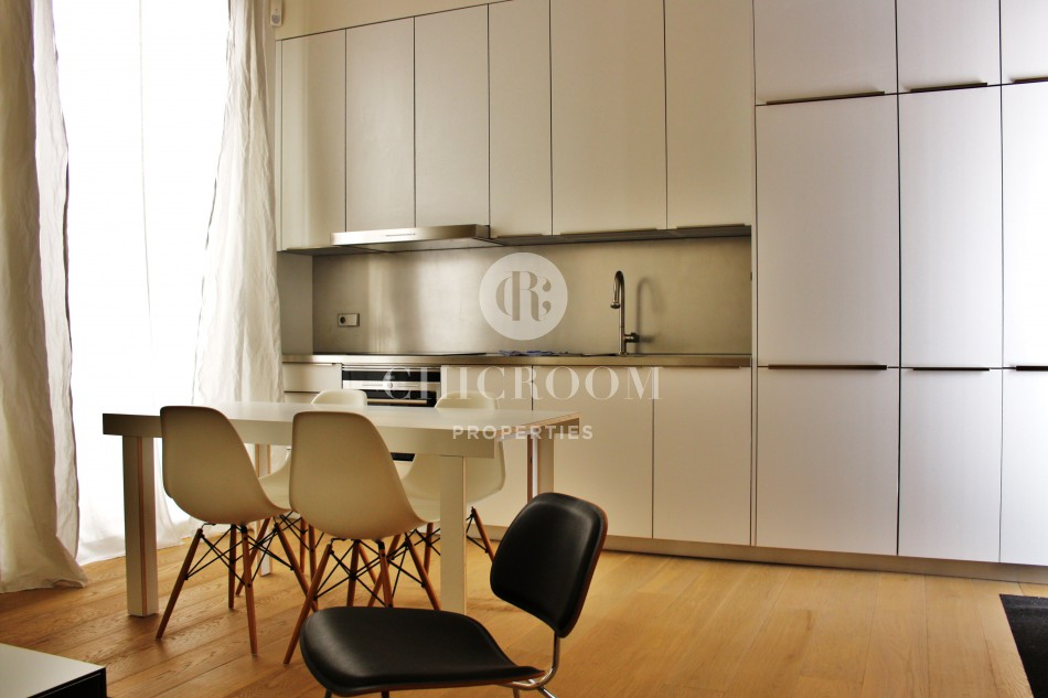 Furnished luxury flat to let Borne Barcelona