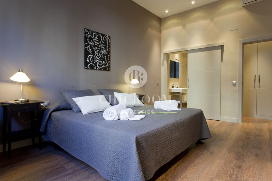 Furnished 5 bedroom apartment for rent Eixample