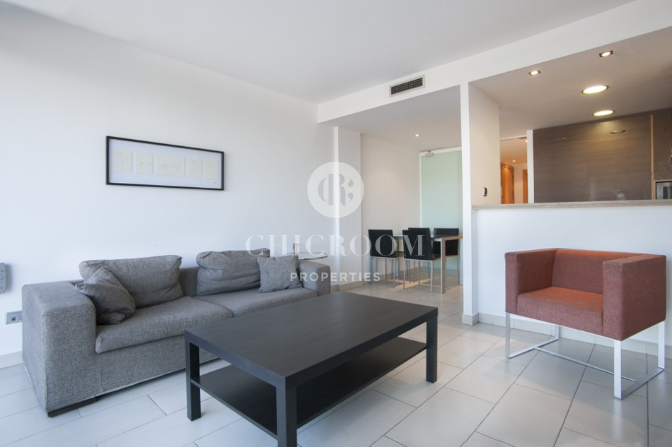 1 Bedroom flat for rent Barceloneta