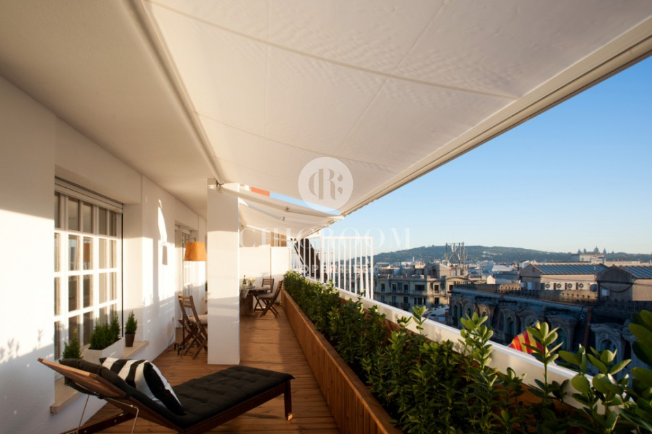 Furnished 2 bedroom flat to let Eixample