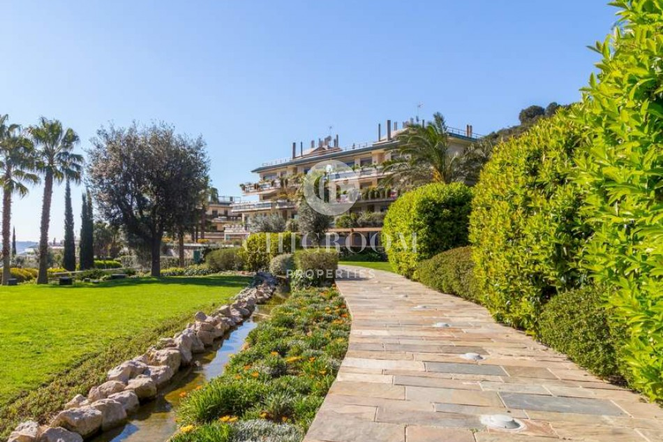 Alquiler de apartamentos en sant gervasi con piscina for Busco piso alquiler barcelona