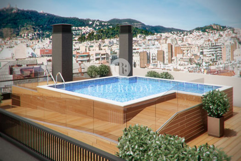 Apartments for sale Sant Gervasi new development