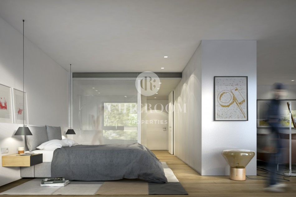 4 Bedroom penthouse for sale Eixample Terrace