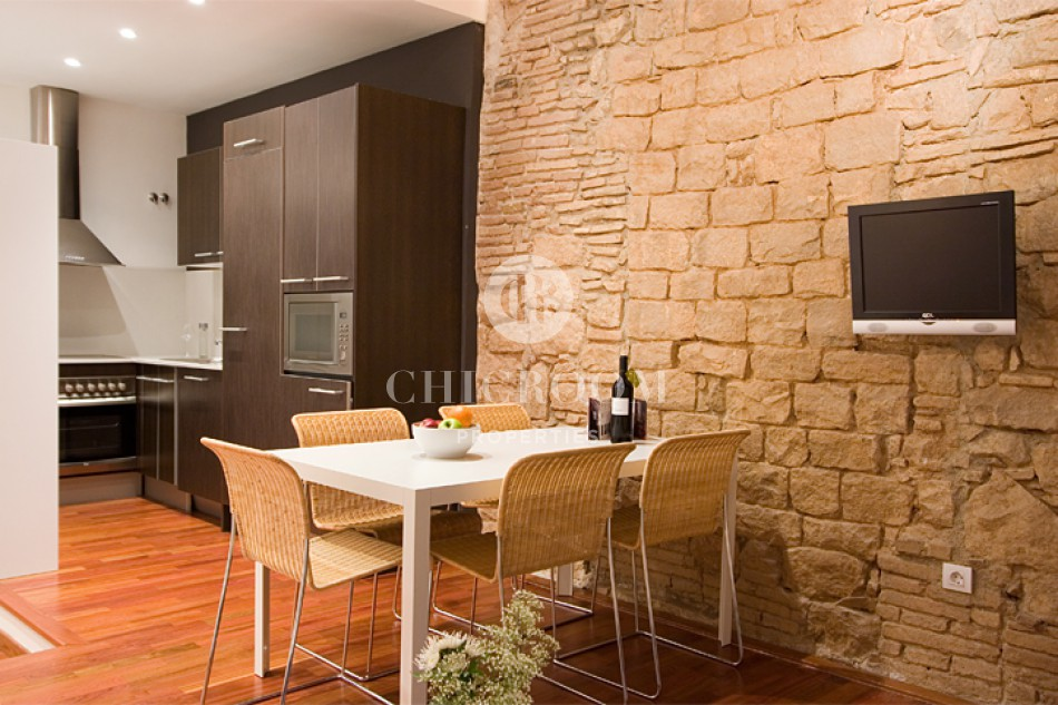 Furnished 1 bedroom apartment for rent Born Wifi