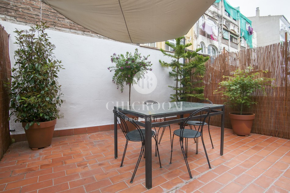Furnished 1 bedroom apartment for rent Gracia