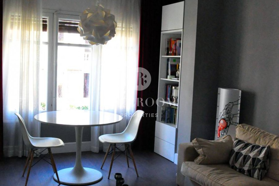 Furnished 3 bedroom apartment for rent in sarria for 3 bedroom houses and apartments for rent