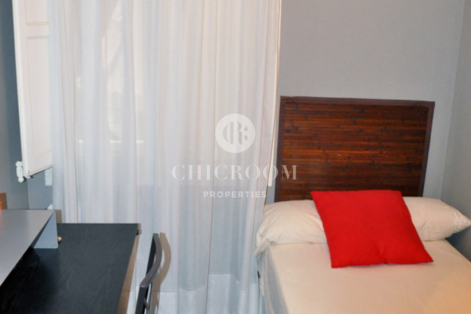 Furnished 3 bedroom apartment for rent Sarria