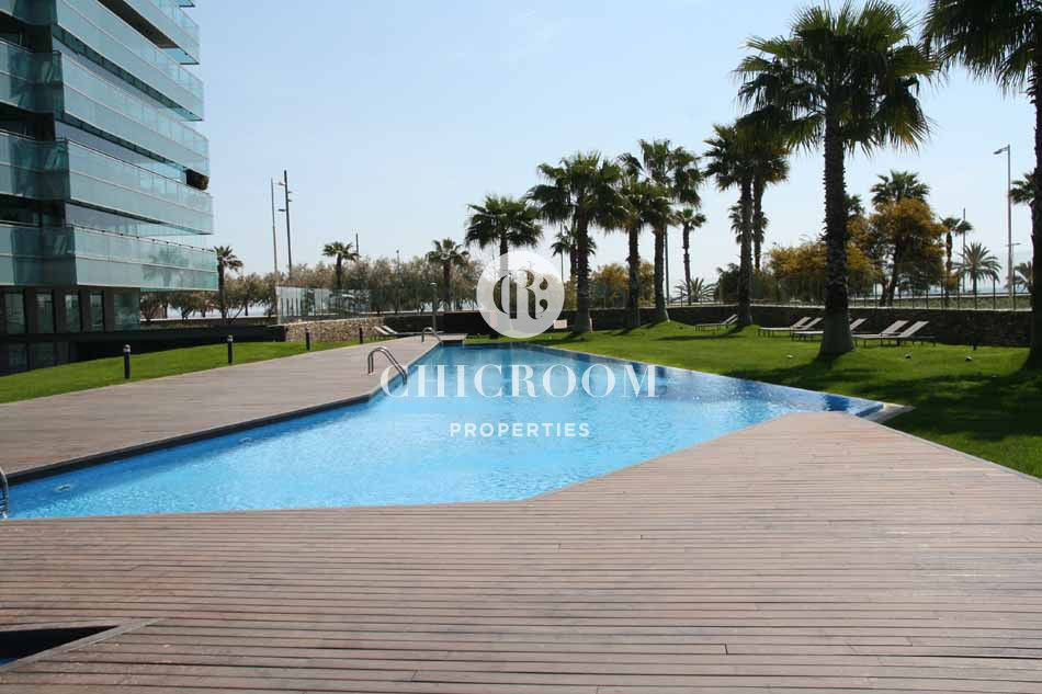 3 bedroom penthouse for rent illa del mar