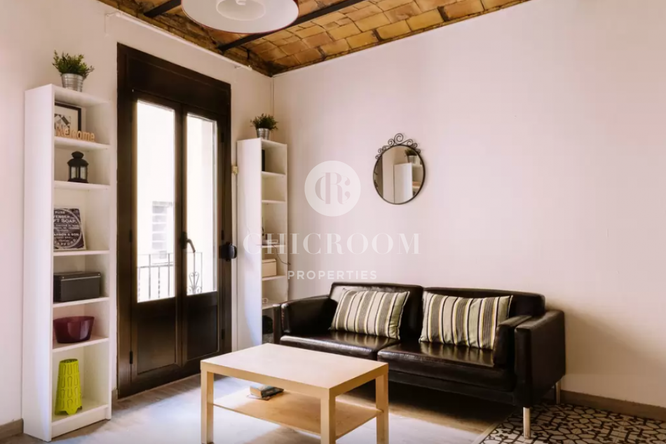Furnished 2 bedroom apartment for rent Gracia