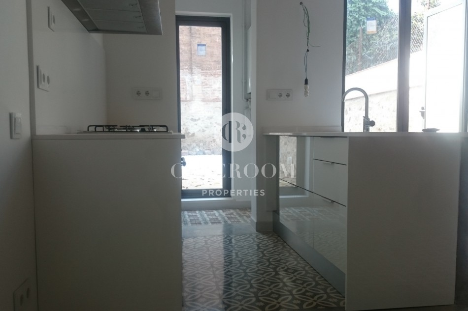 1 Bedroom Apartment For Sale In Gracia Barcelona