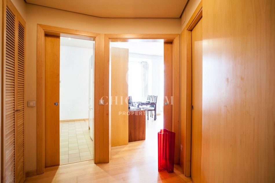 Furnished 1 bedroom apartment for rent Sant Gervasi