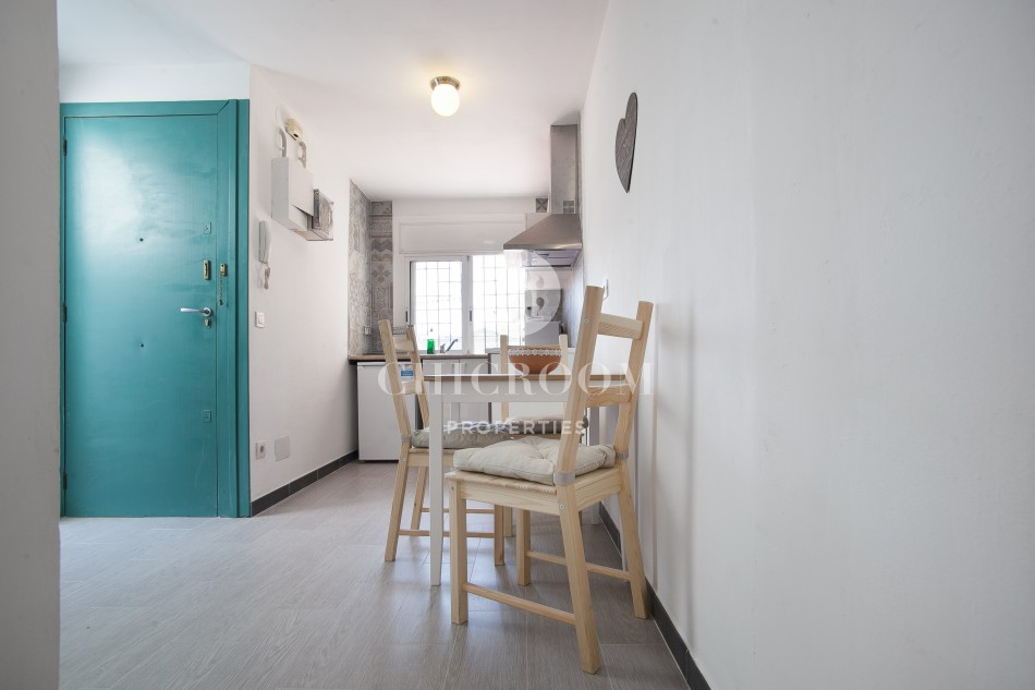 Furnished 2 bedroom apartment for rent Gracia terrace