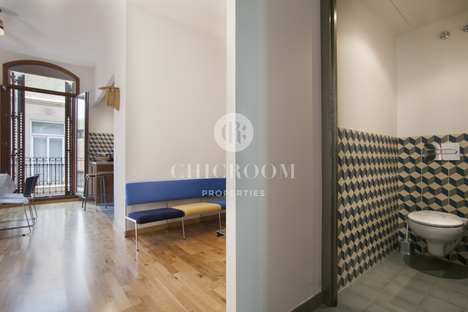 Furnished 3 bedroom apartment for rent Gracia