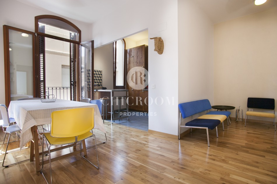 furnished 3 bedroom apartment for rent in gracia 89416