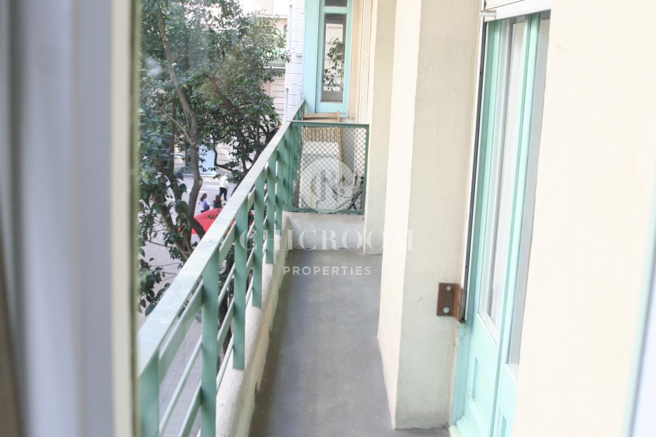 Furnished 3 bedroom apartment Gracia terrace