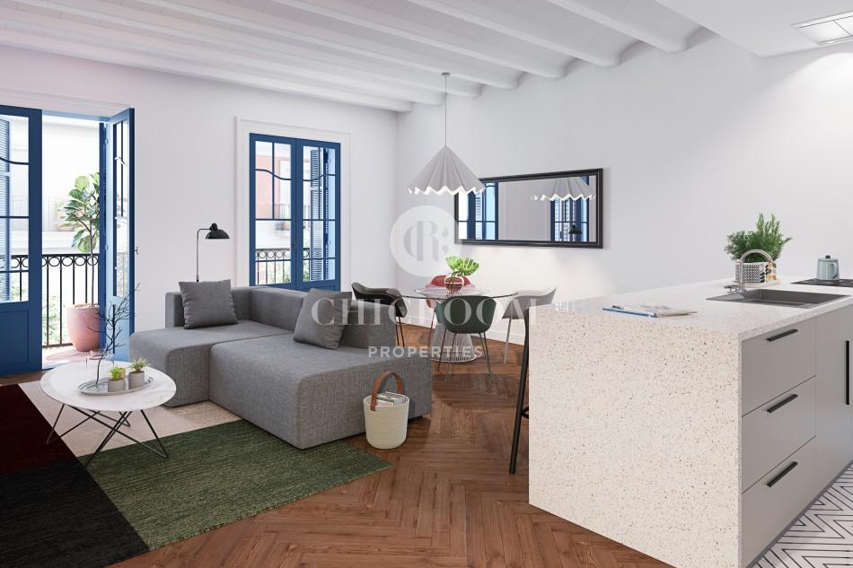 Apartments for Sale New Development Barcelona