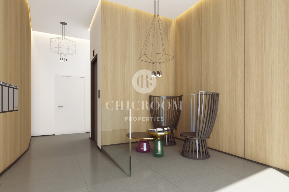 Apartments for sale in a new development in Barcelona ...