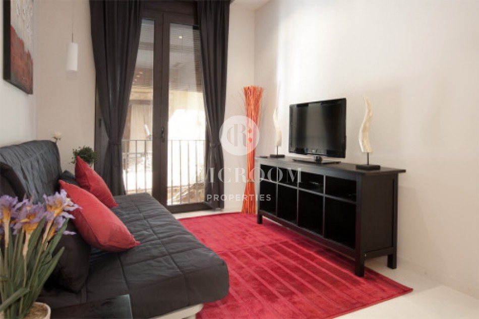 Furnished 2 bedroom apartment for rent Gotico