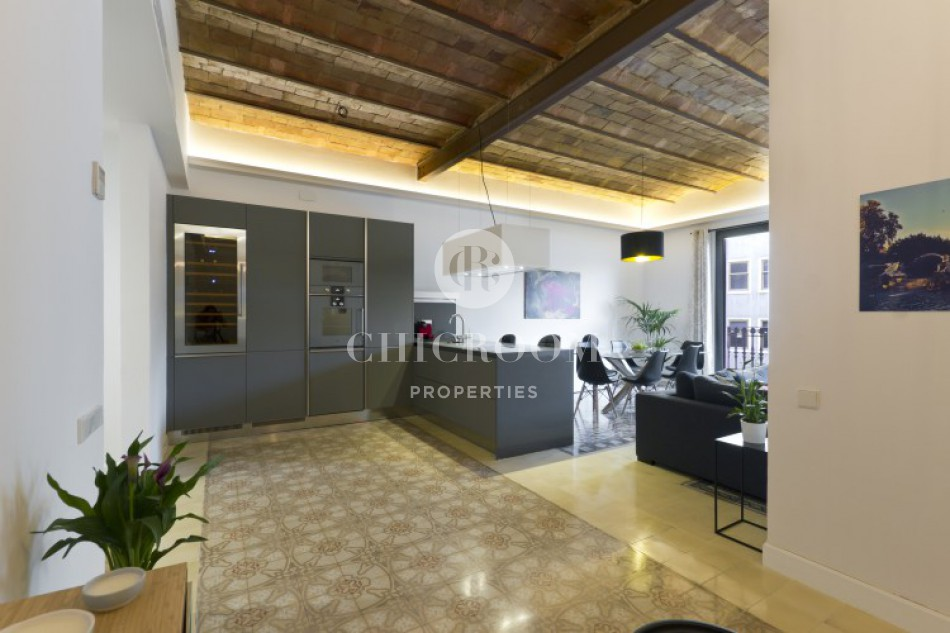 3 Bedroom apartment for sale Eixample