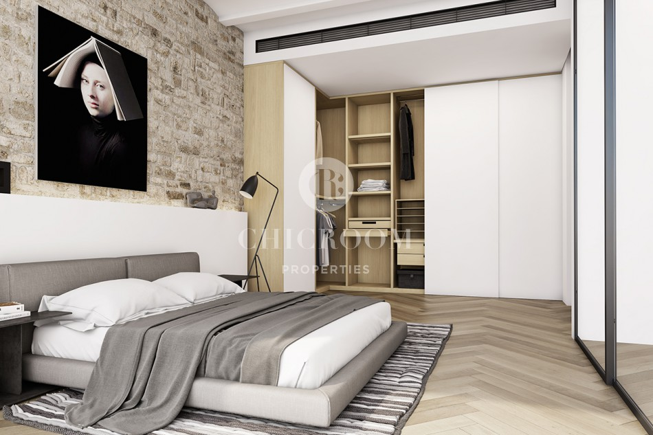 Apartments for sale in new development Poble Sec