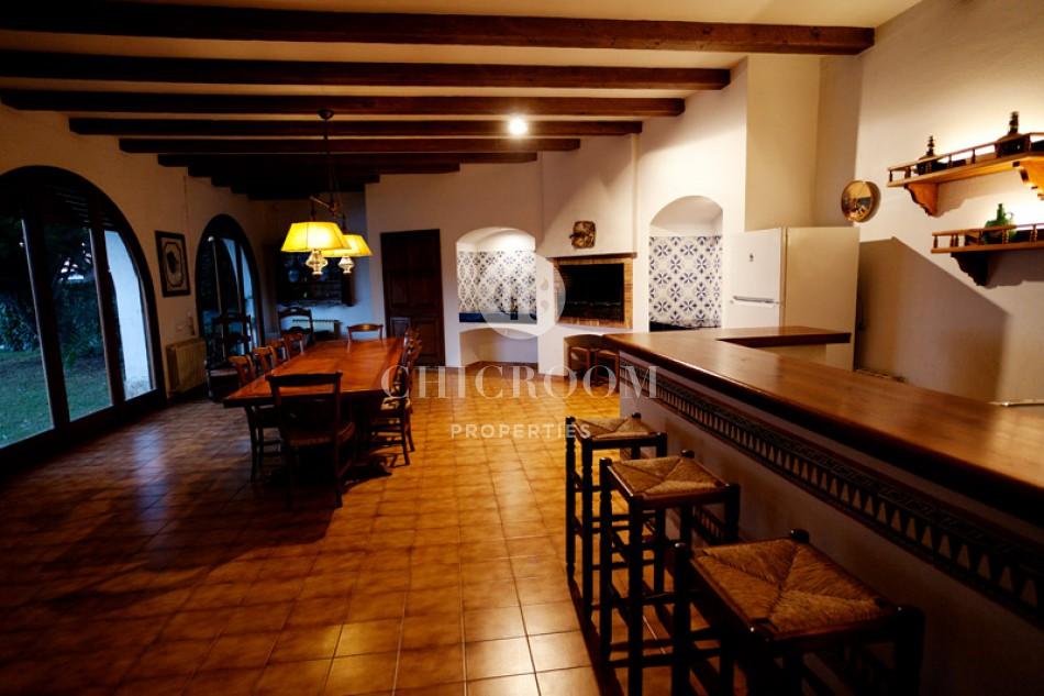 Villa for rent Costa Brava pool