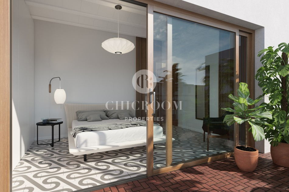 Penthouse for sale new development Gracia