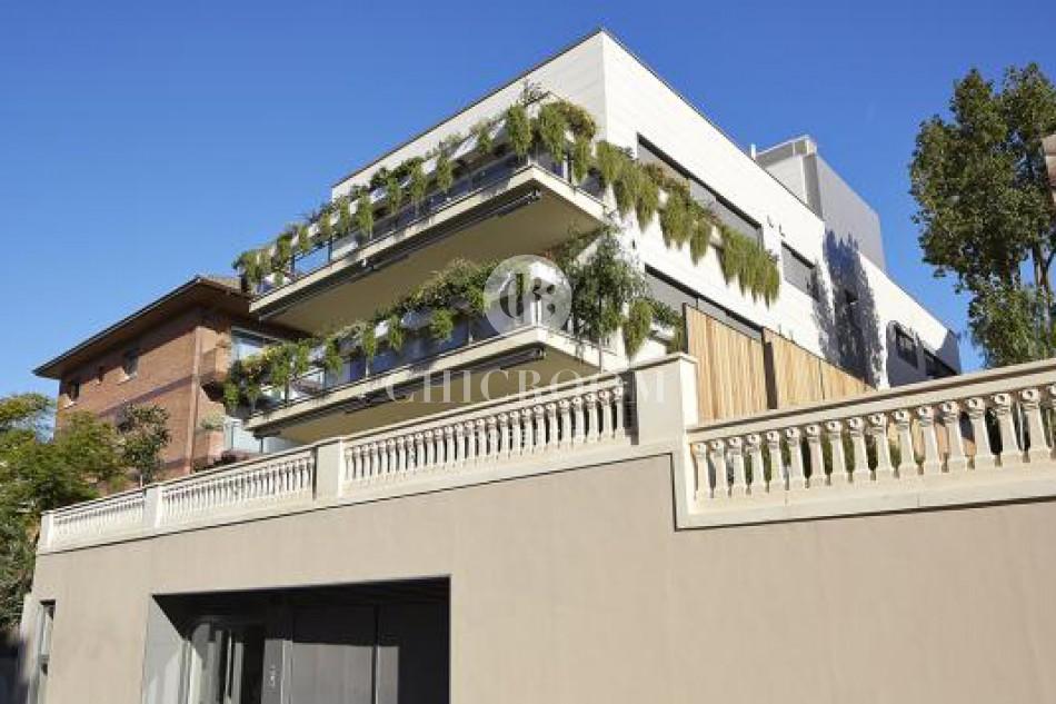 Apartments for rent new development Sant Gervasi