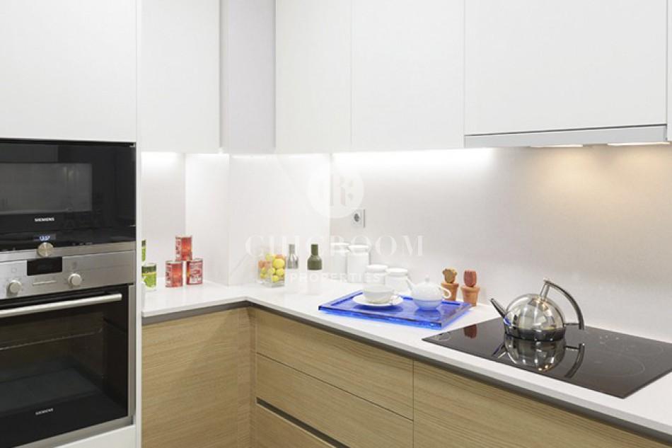 Apartments for sale new development Eixample