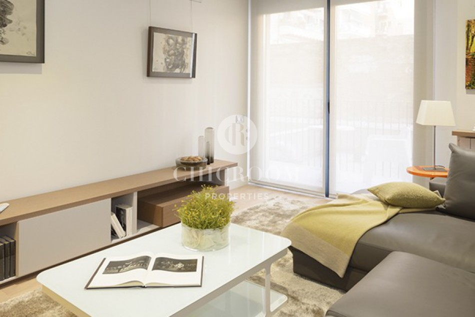 Apartments for sale new development Eixample