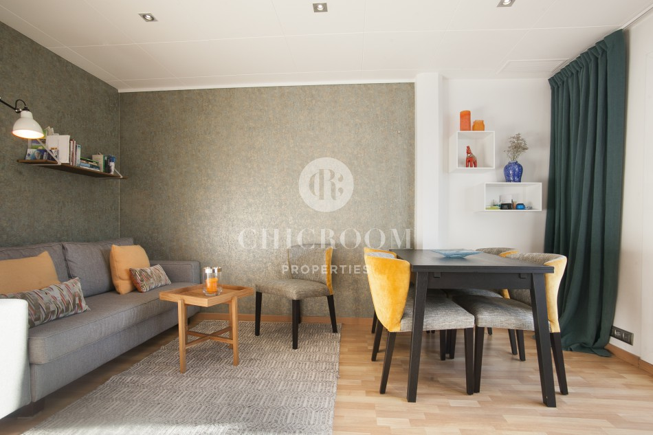 Furnished 2 bedroom flat to let Galvany
