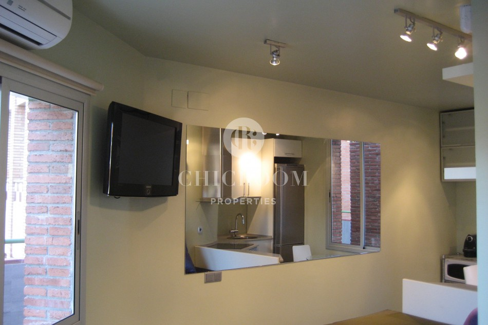 Furnished 1 bedroom apartment for rent Sarria