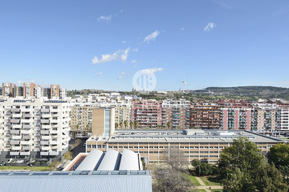 Apartments for sale new development Sants Montjuic