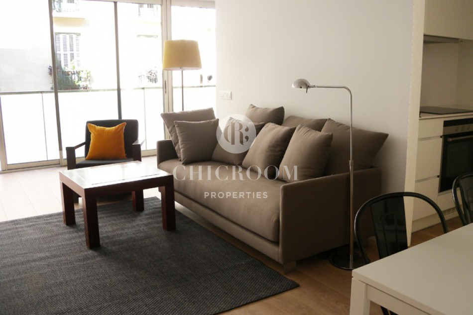 2 bedroom flat to let in a Sant Gervasi