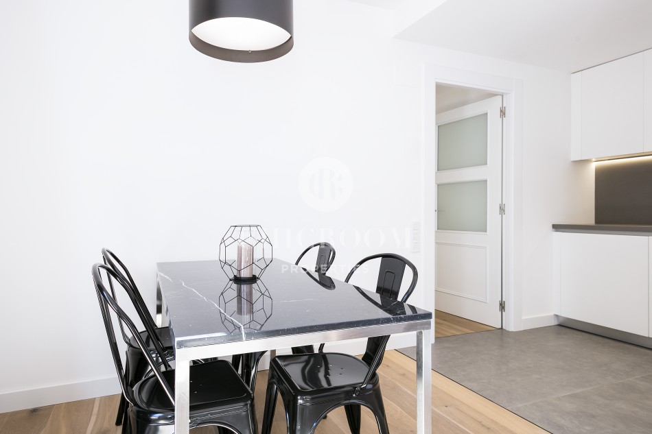 Furnished 2 Bedroom apartment for rent Eixample Cuadrat d Or