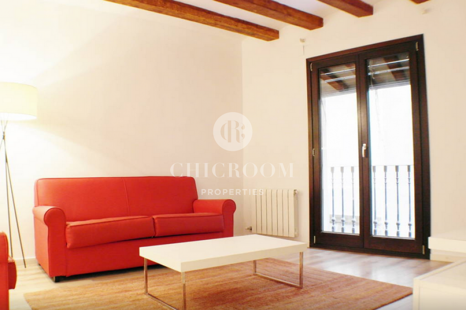 Furnished 2 Bedroom Apartment For Rent With Wifi In The Gothic District