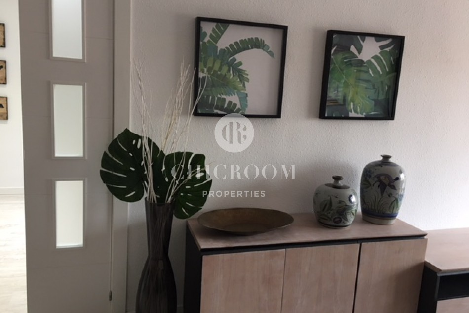 3 bedroom furnished apartment for rent Poblenou