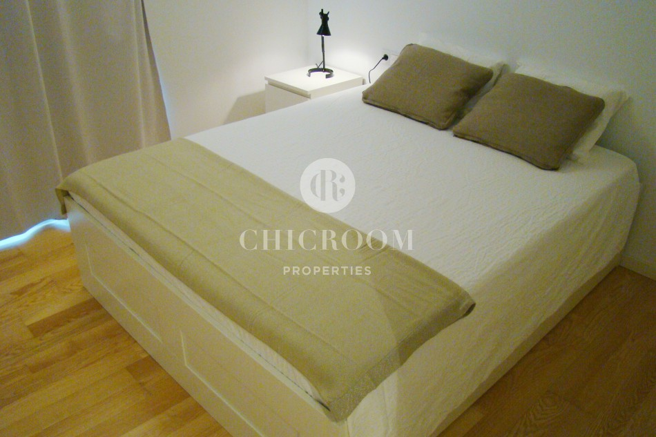 3 bedroom flat to let Poblenou