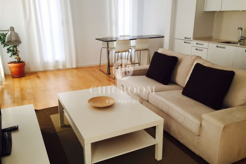 2 Bedroom Apartment For Rent Poblenou