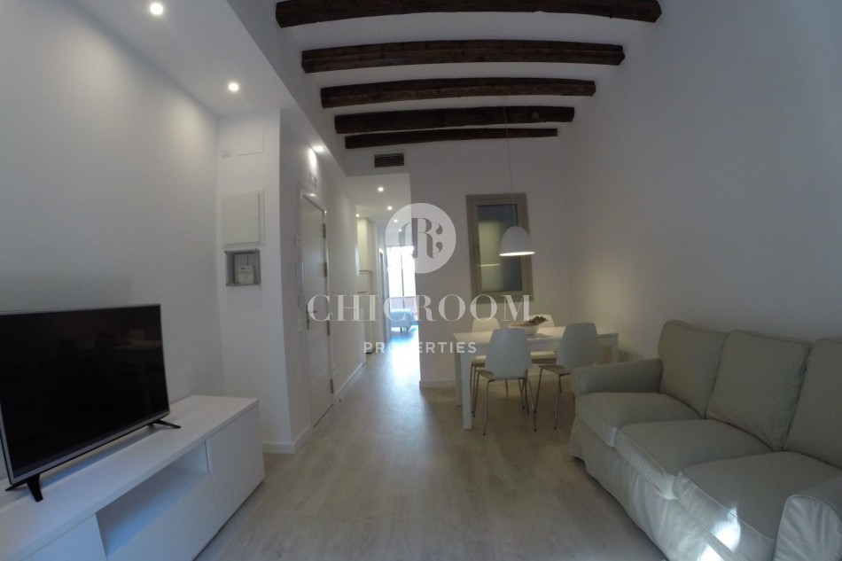 3 bedroom apartment for rent Eixample
