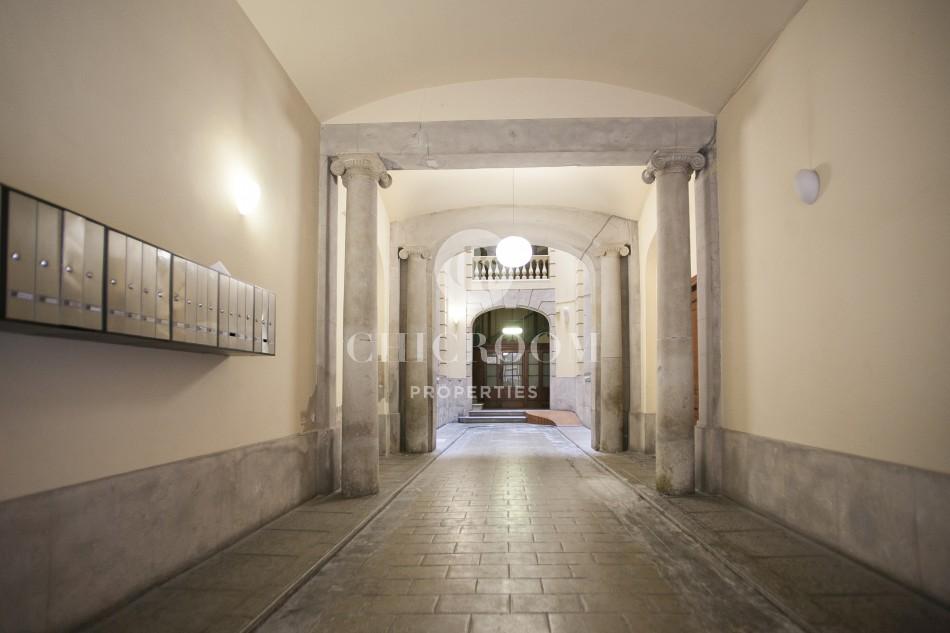 Loft for rent in port of barcelona
