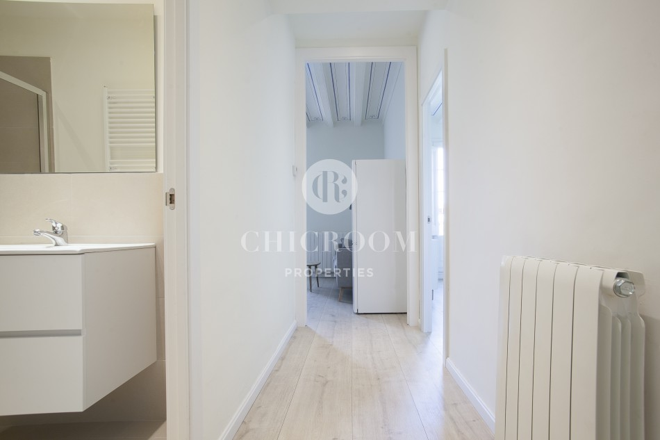Furnished 2 bedroom apartment for rent las Ramblas
