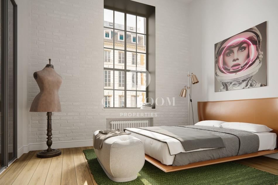 Apartments for sale New development Gracia Barcelona