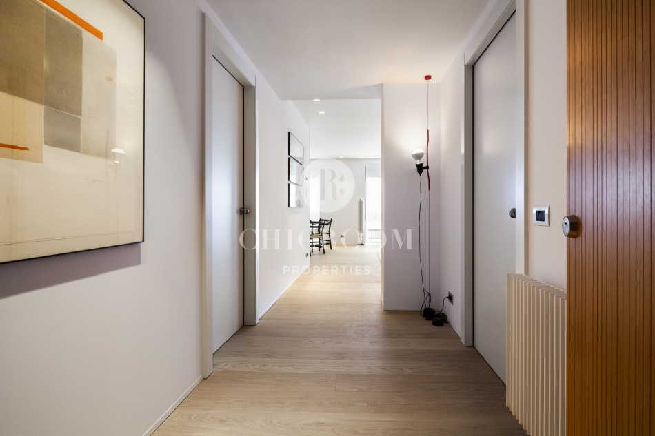 luxury apartment for rent paseo de gracia barcelona