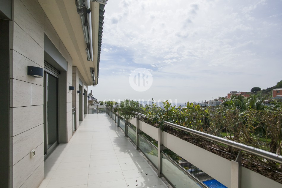 5 Bedroom apartment for rent sant Gervasi bonanova pool garden